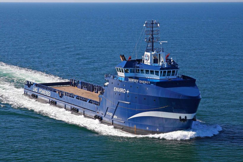 Harvey Gulf selects Wärtsilä solution for first PSV hybrid retrofit