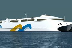 World's Largest Aluminium Ship to be built by Incat
