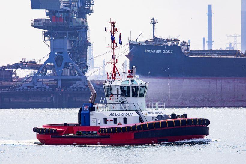 SMS Towage get two Damen ASD 2411 Tugs