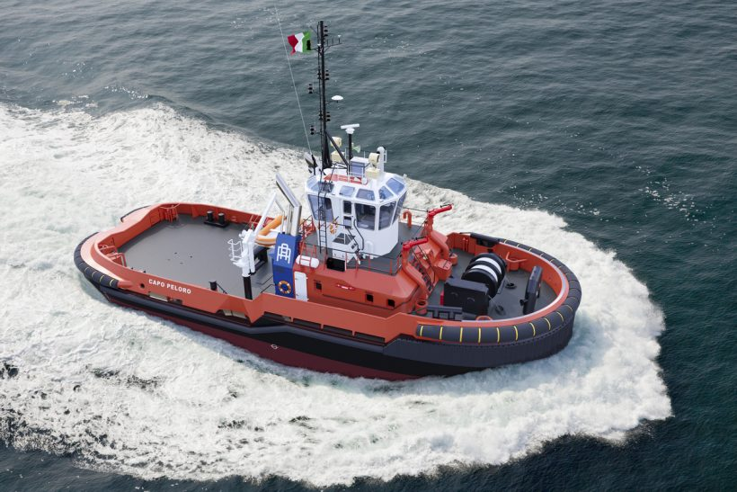 Rimorchiatori Augusta orders Damen ASD Tug for Sicily