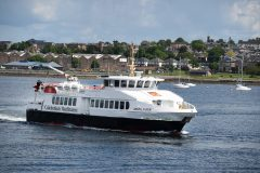 New look for MV Argyll Flyer