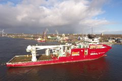 Damen Shiprepair completes maintenance on OSV Deep Arctic