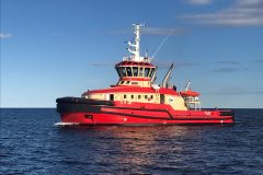 Delivery of first vessel with Wärtsilä HY hybrid technology