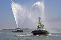Multraship holds naming ceremony for two new Damen tugs