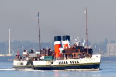 New Boilers Ordered for the Iconic Paddle Steamer Waverley