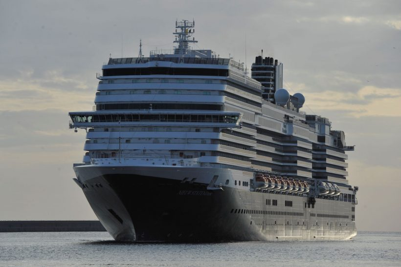 Port of Tyne welcome Holland America cruise ship
