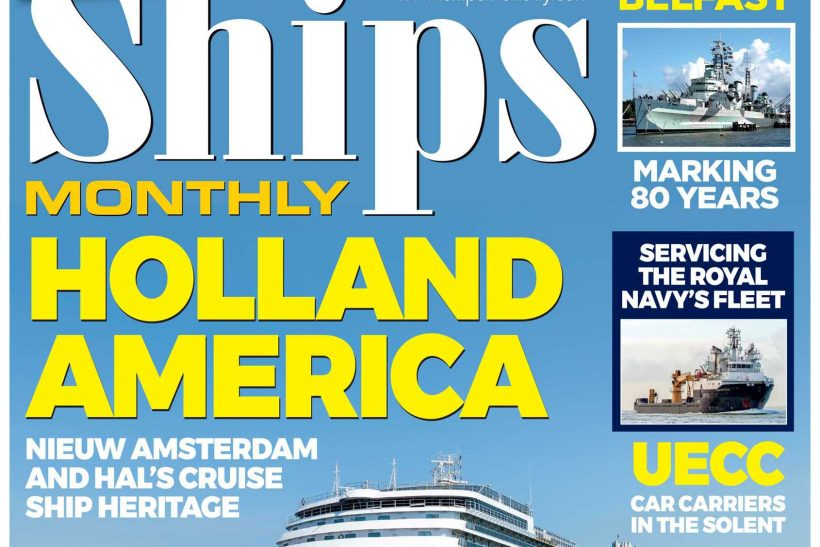 Ships Monthly September 2019 issue out now