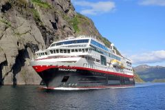 Hurtigruten introduces three new hybrid powered cruise ships