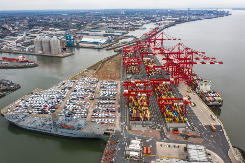 Contract awarded for phase 2 of Liverpool2 Container Terminal