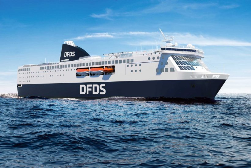 DFDS announce two new ships to join their Newcastle-Amsterdam route