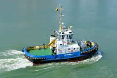 Two more Damen tugs for Ecuador harbour