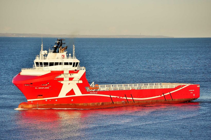 Brisfjord secures well contract