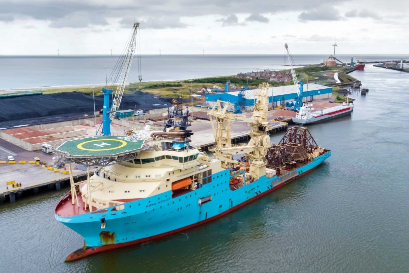 Maersk Decom to provide Thames decommissioning