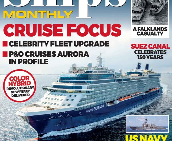 Ships Monthly October 2019 issue out now