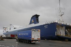 P&O Ferries to launch new freight service connecting Calais with Tilbury
