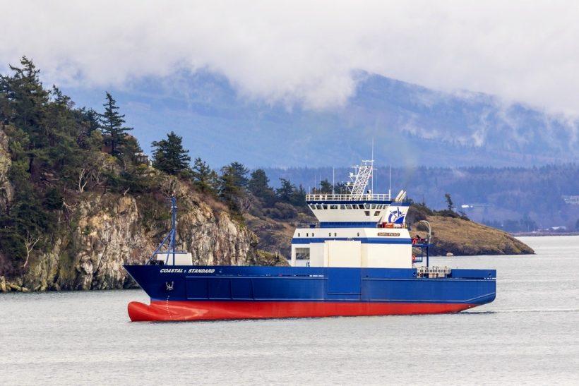 Damen Marine rudder a hit with Coastal Transportation