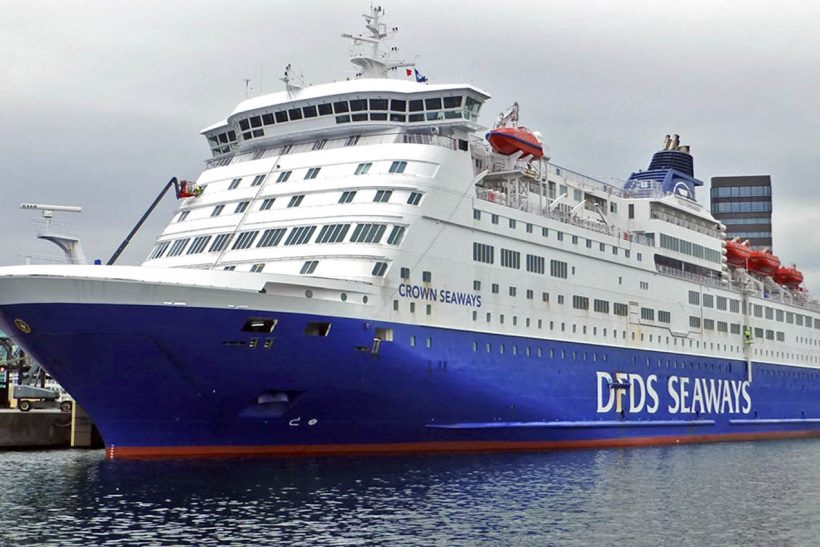CMP and DFDS to establish shore power in Copenhagen