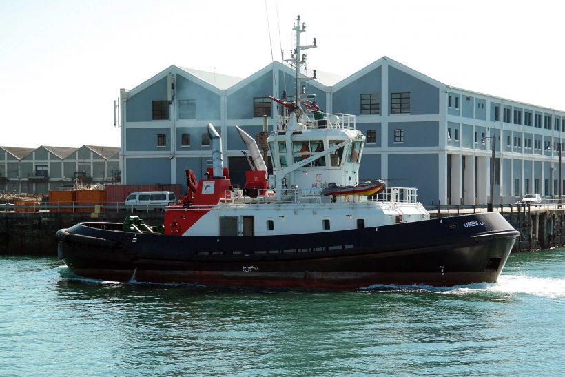 Cape Town boosts tug fleet with second 70TBP craft