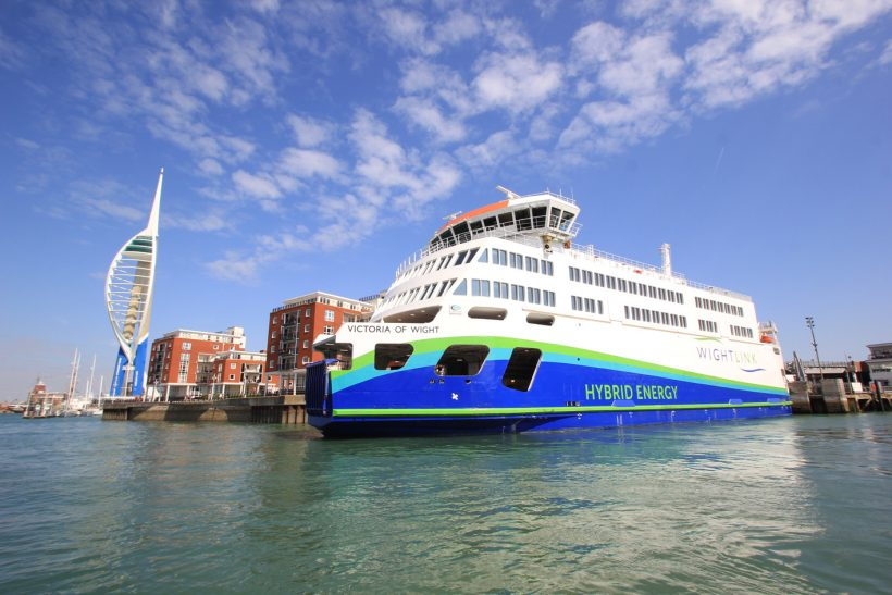 UK Chamber of Shipping calls for more hybrid ferries