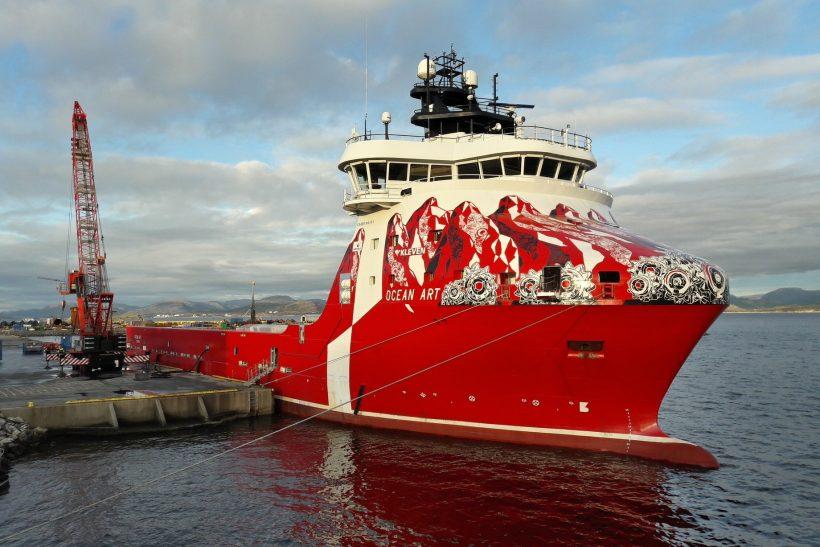 Wärtsilä upgrades save fuel and reduce emissions offshore supply vessels