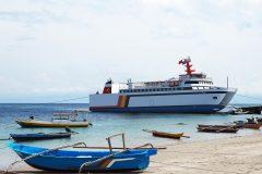 Timor-Leste government chooses RoPax from Damen