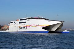 Changes to Poole's ferry fleet