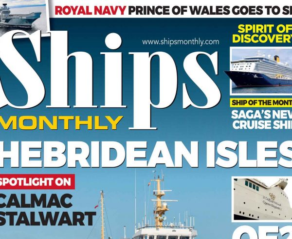 Ships Monthly December 2019 issue out now