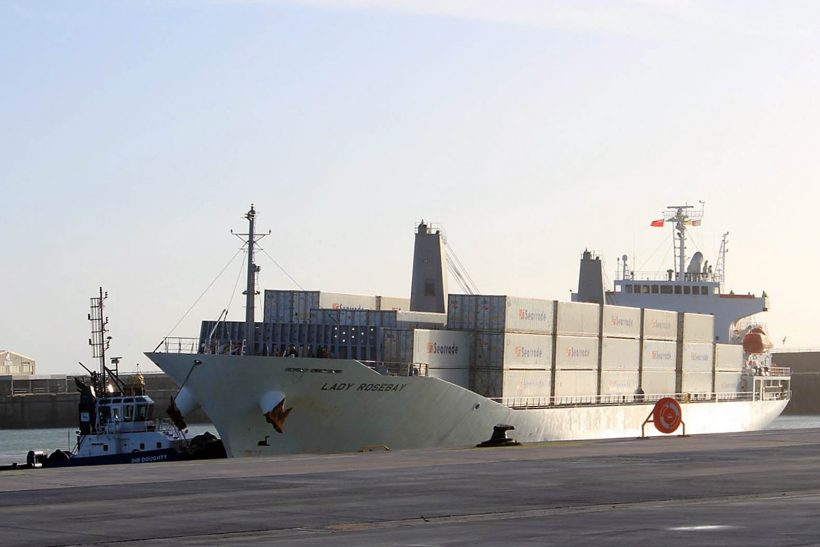 New era for Port of Dover as Cargo Terminal West opens
