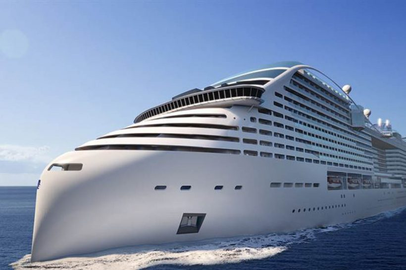 Wärtsilä solutions supporting environmentally new sustainable cruise ships