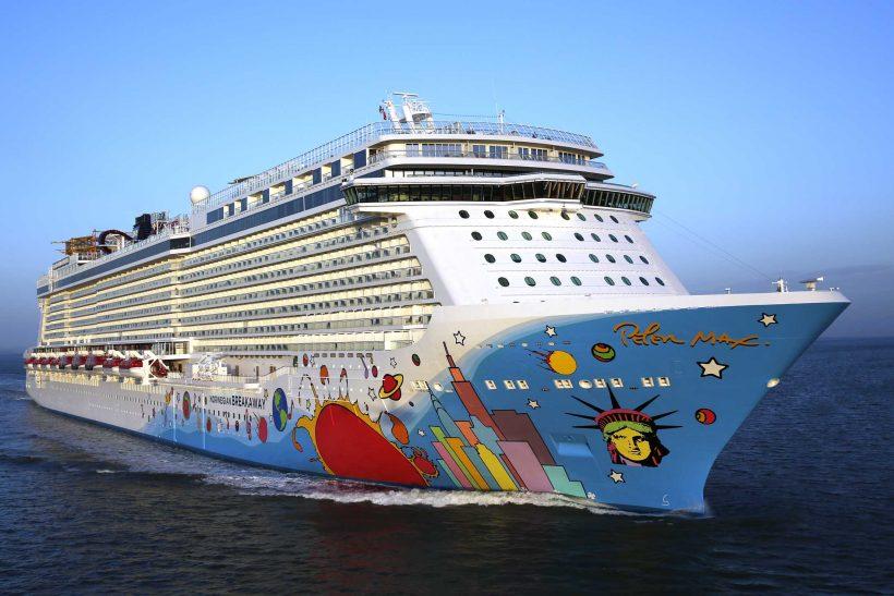 Wärtsilä to supply scrubber solutions to Norwegian Cruise Line