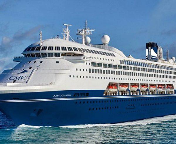 CMV's new ship Amy Johnson ready for service