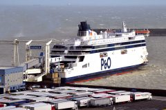 P&O Ferries reinforces freight operations on Calais-Dover crossing
