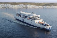 P&O Ferries releases images of €260 million new super-ferries