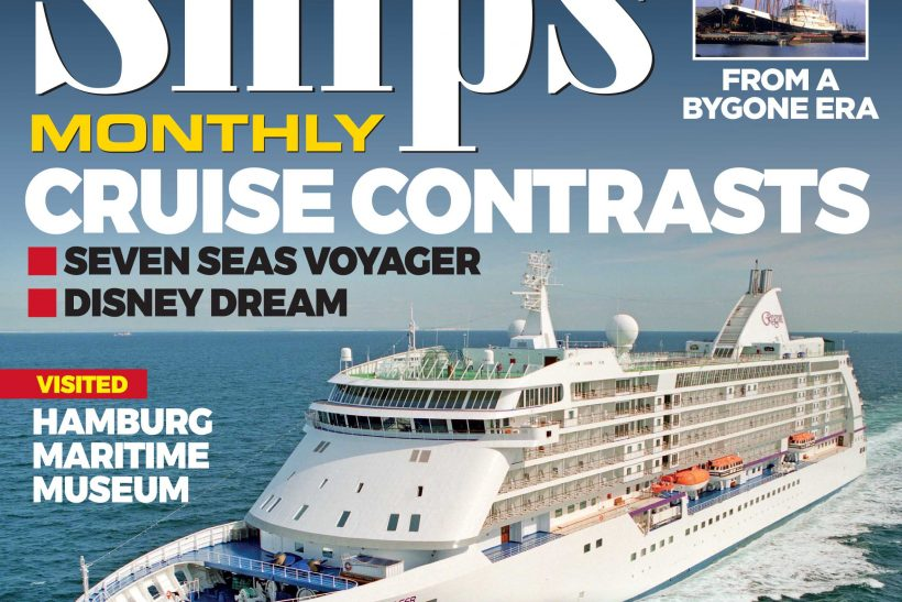 Ships Monthly April 2020 issue out now