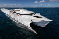 Saint John Paul II Ship of the Year 2020 – high speed ferry
