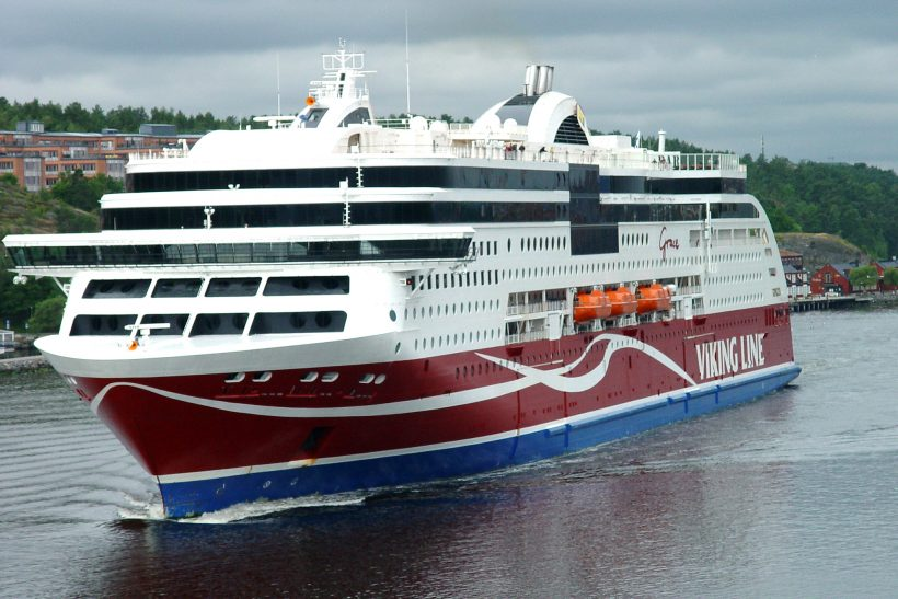 All Viking Line ships return to service in July