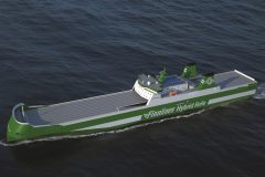 Finnlines Orders First Two-Stroke Propulsion Package