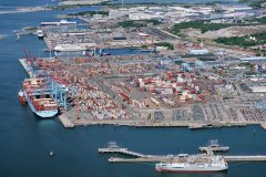 Corona pandemic: Virtually no impact on freight volumes at Gothenburg