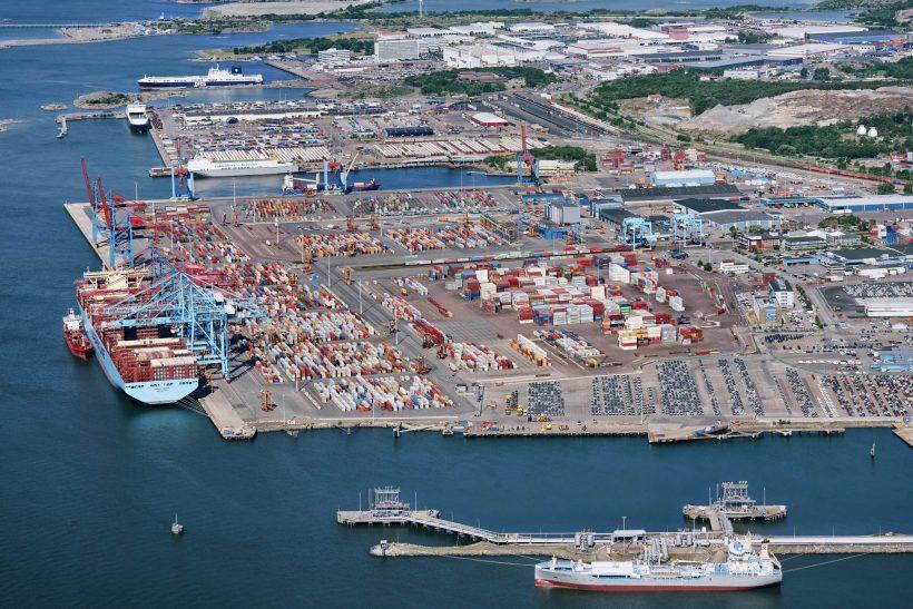 Corona pandemic: Virtually no impact on freight volumes at Gothenburg