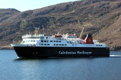 CalMac changes freight service to ensure lifeline maintained