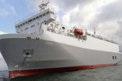 Indian Register of Shipping classes first vessel under Lebanese Flag