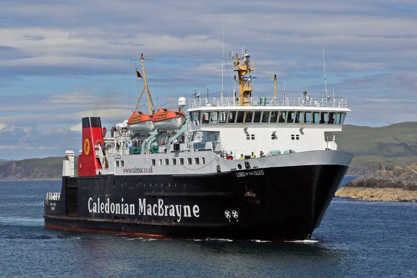 Quiet Easter for CalMac shows public sticking to guidelines