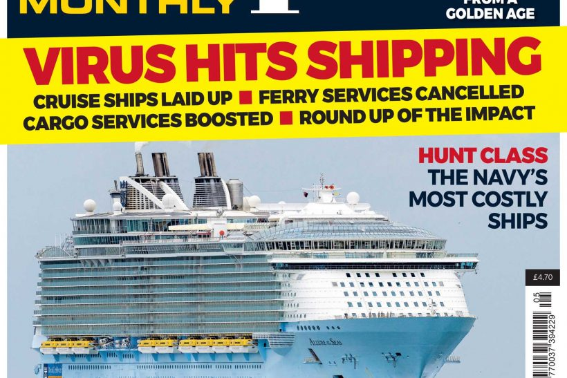 Ships Monthly May 2020 out now