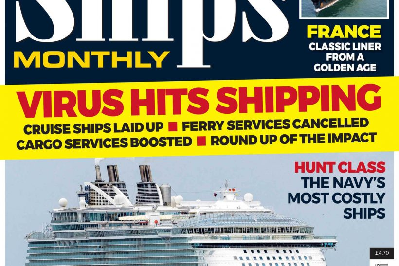 Get your copy of Ships Monthly