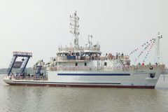 Indian Register of Shipping celebrates commissioning of research vessel Sagar Anveshika