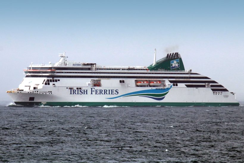 Stena Line and Irish Ferries Call for Restoration of the Common Travel Area Into Ireland