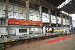 Damen hosts digital steel-cutting ceremonyfor RoPax vessel