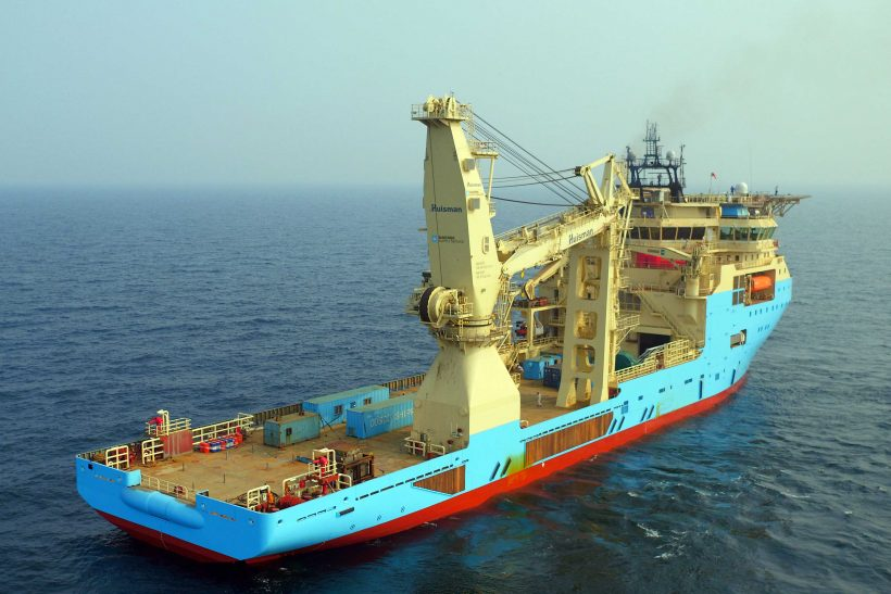 Maersk Supply Service awarded subsea removal for Dunlin Alpha platform