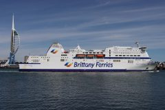 Port prepares for passengers with temperature screening technology