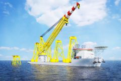 MAN Engines Ordered for New Generation Offshore Installation Vessel